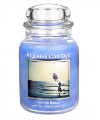 Village Candle - Świeca Duża - Summer Breeze - Letnia Bryza
