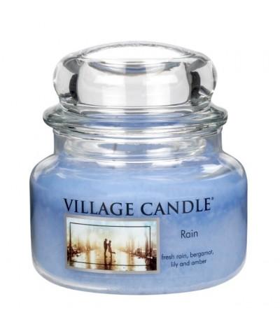 Village Candle - Świeca Mała - Rain - Deszcz
