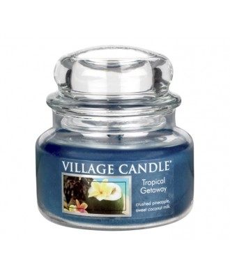 Village Candle - Świeca Mała - Tropical Gateway - Ucieczka w Tropiki