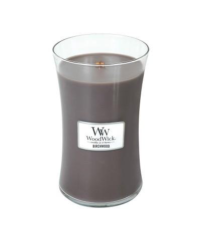 Birchwood - Brzozowe Drewno (Świeca Duża Core)
