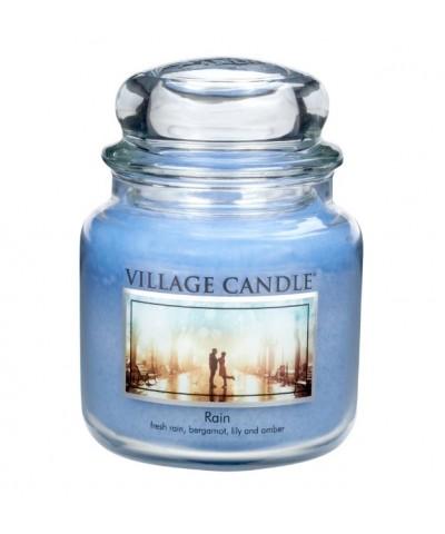 Village Candle - Świeca Średnia - Rain - Deszcz