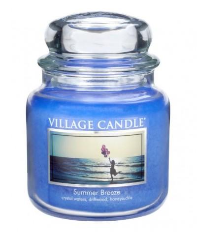 Village Candle - Świeca Średnia - Summer Breeze - Letnia Bryza