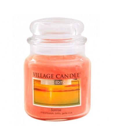 Village Candle - Świeca Średnia - Sunrise - Wschód Słońca