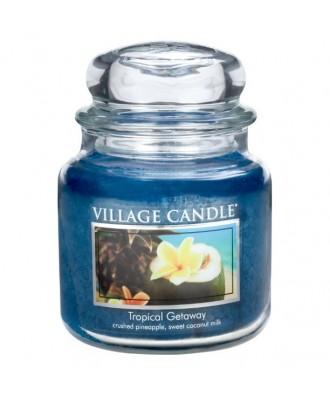 Village Candle - Świeca Średnia - Tropical Gateway - Ucieczka w Tropiki