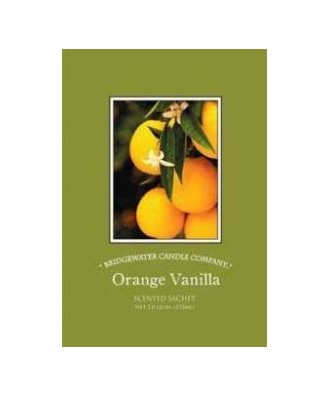 Bridgewater - Orange Vanilla - Saszetka Zapachowa - Pomarańczowa Wanilia