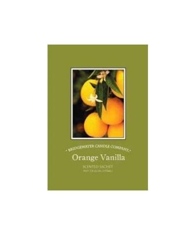 Bridgewater - Saszetka Zapachowa - Orange Vanilla - Pomarańczowa Wanilia