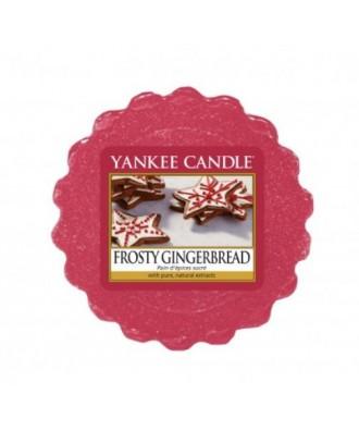 Yankee Candle - Wosk Zapachowy - Frosty Gingerbread - Lukrowane Pierniczki