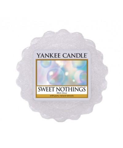 Yankee Candle - Wosk Zapachowy - Sweet Nothings - Słodkie Lenistwo