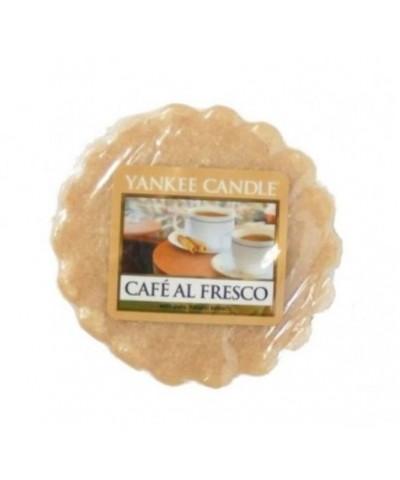 Yankee Candle - Wosk Zapachowy - Cafe al Fresco - Kawiarnia na Świeżym Powietrzu