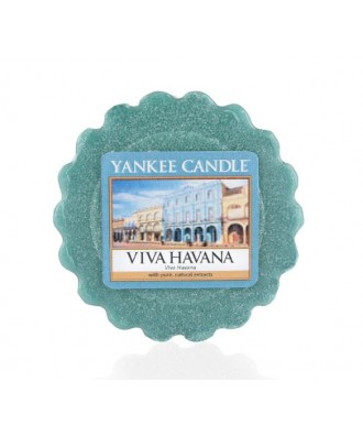 Yankee Candle - Viva Havana - Niech Żyje Hawana - Wosk Zapachowy