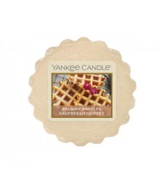 Yankee Candle - Belgian Waffles - Belgijskie Wafle - Wosk Zapachowy