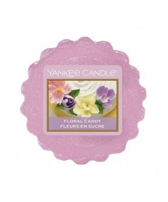 Yankee Candle - Floral Candy - Wosk Zapachowy