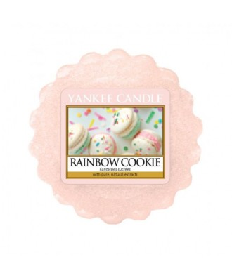 Yankee Candle - Rainbow Cookie - Wosk Zapachowy