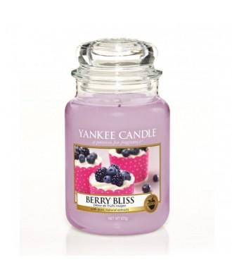 Yankee Candle - Berry Bliss - Świeca Zapachowa Duża