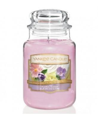 Yankee Candle - Floral Candy - Świeca Zapachowa Duża