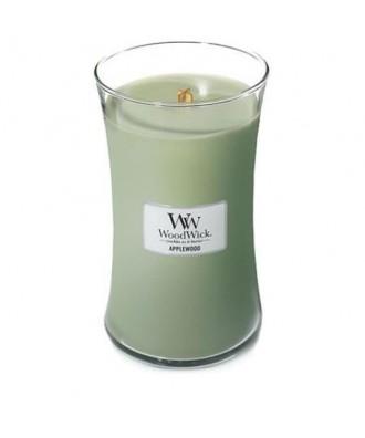 Woodwick - Applewood - Świeca Zapachowa Duża Core