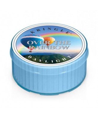 Kringle Candle - Over The Rainbow - Daylight