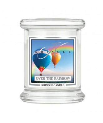 Kringle Candle - Over The Rainbow - Świeca Zapachowa Mini