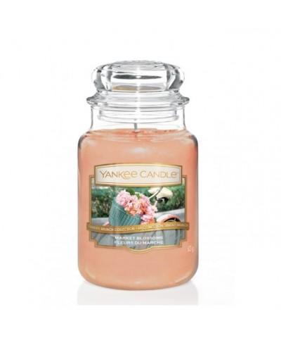 Yankee Candle - Market Blossom - Świeca Zapachowa Duża