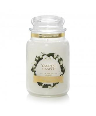 Yankee Candle - Lily Of The Valley - Świeca Zapachowa Duża