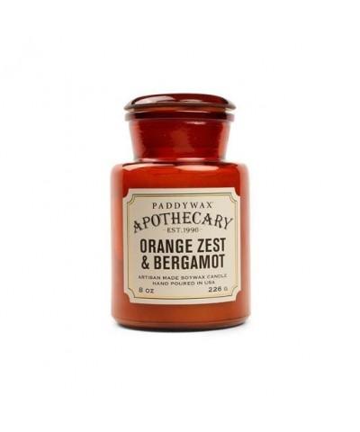 Paddywax - Orange Zest & Bergamot - Apothecary - Świeca Zapachowa Sojowa