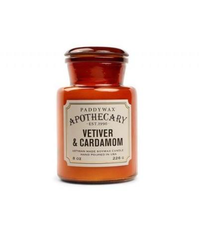 Paddywax - Vetiver & Cardamon - Apothecary - Świeca Zapachowa Sojowa