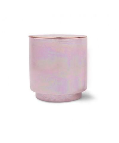 Paddywax - Peony & Lavender - Glow - Świeca Zapachowa Sojowa Średnia 3 Knoty