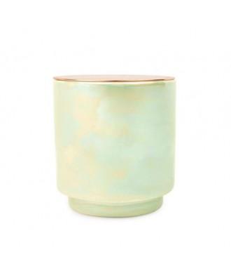 Paddywax - White Woods & Mint - Glow - Świeca Zapachowa Sojowa Średnia 3 knoty