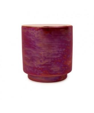 Paddywax - Cranberry & Rose - Glow - Świeca Zapachowa Sojowa Średnia 3 knoty