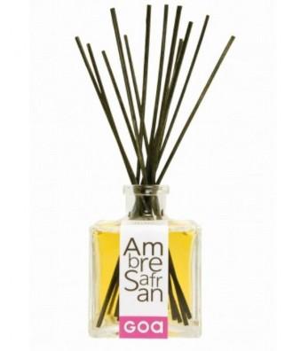 CLEM GOA - Dyfuzor Zapachowy Divine - Ambre Safran - Ambra z Szafranem
