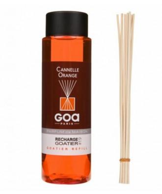 CLEM GOA - Cannelle Orange - Cynamon z Pomarańczą - Wkład do Dyfuzora