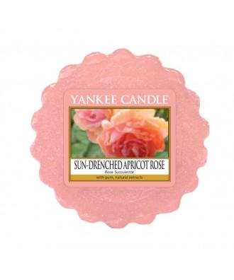 Yankee Candle - Sun - Drenched Apricot Rose - Dojrzewająca w Słońcu Morelowa Róża - Wosk Zapachowy
