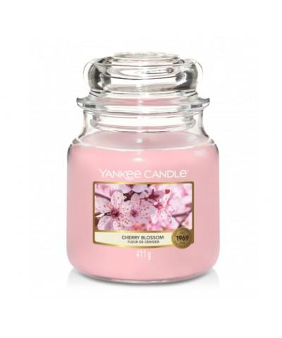 Cherry Blossom - Kwitnąca Wiśnia (Słoik Średni)