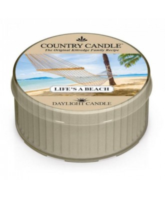 Country Candle - Life's a Beach - Daylight