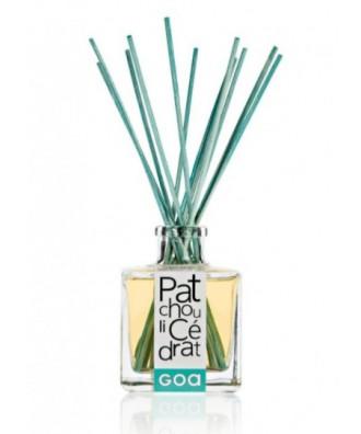 CLEM GOA - Patchouli Cedrat - Dyfuzor Zapachowy Divine - Paczula z Cedrem