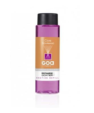 CLEM GOA - Cedre Gourmand - Wkład do Dyfuzora - Zniewalający Cedr