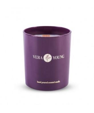 Vera Young - Peony & Oud - Bliss - Świeca Sojowa