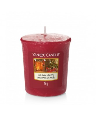 Yankee Candle - Holiday Hearth - Votive