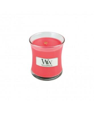 Woodwick - First Crush - Pierwsze Zauroczenie - Świeca Zapachowa Mała Core