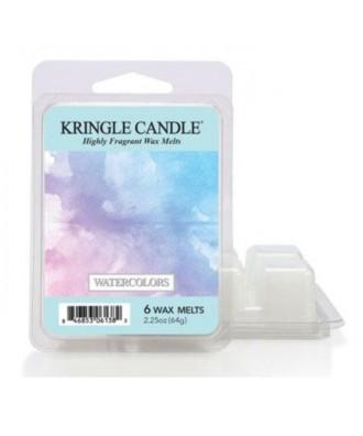 Kringle Candle - Watercolors - Akwarele - Wosk Zapachowy