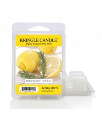 Kringle Candle - Rosemary Lemon - Wosk Zapachowy - Rozmaryn i Cytryna