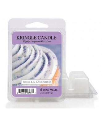 Kringle Candle - Vanilla Lavender - Wosk Zapachowy - Waniliowa Lawenda