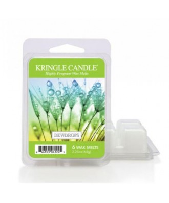 Kringle Candle - Dewdrops - Wosk Zapachowy - Krople Rosy