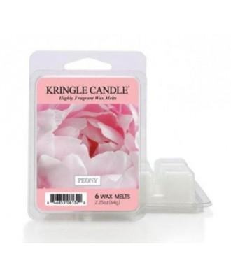 Kringle Candle - Peony - Wosk Zapachowy - Piwonia