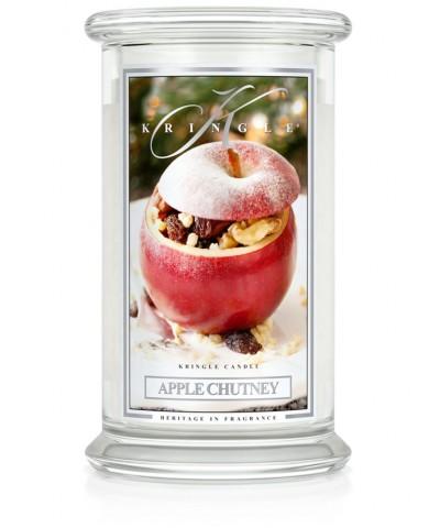 Apple Chutney - Sos Jabłkowo Goździkowy (Duża Świeca 2 Knoty)