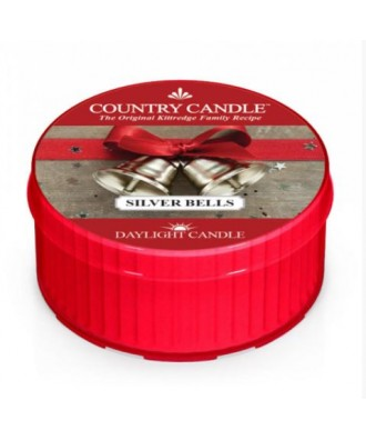 Country Candle - Silver Bells - Daylight