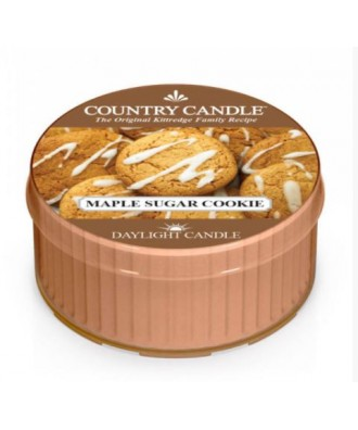 Country Candle - Maple Sugar Cookie - Daylight