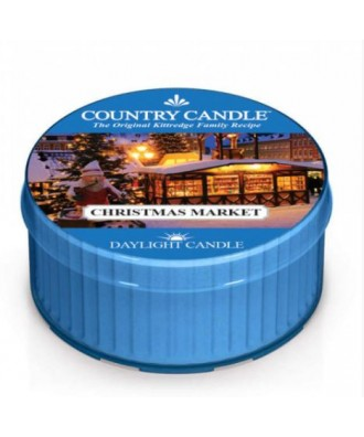 Country Candle - Christmas Market - Daylight