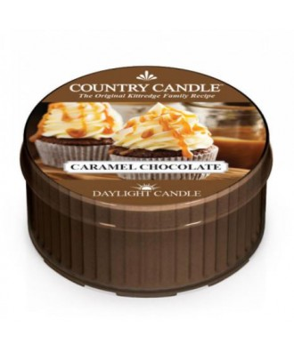 Country Candle - Caramel Chocolate - Daylight