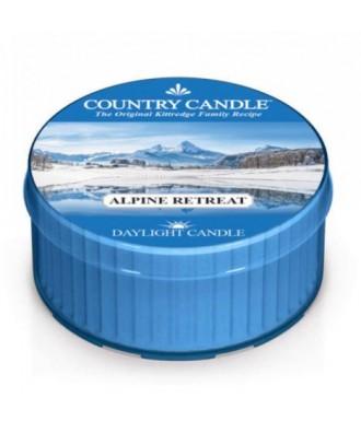 Country Candle - Alpine Retreat - Daylight